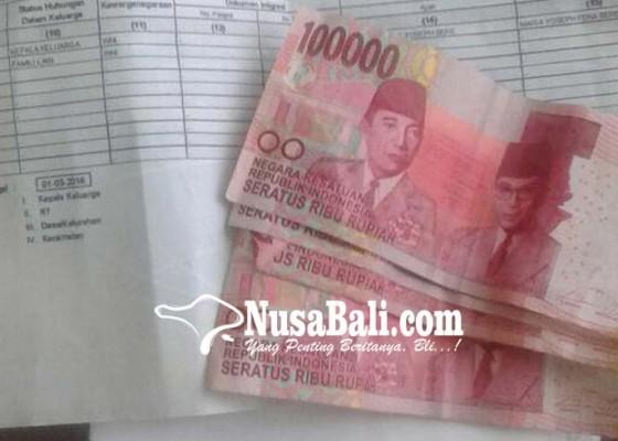 Nusabali.com - diduga-pungli-ktp-kelian-banjar-diciduk