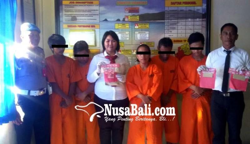 www.nusabali.com-kompak-edarkan-narkoba-tiga-sekawan-digrebek-polisi