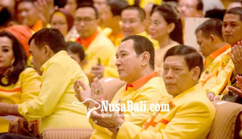 www.nusabali.com-aklamasi-tommy-soeharto-terpilih-jadi-ketum-partai-berkarya