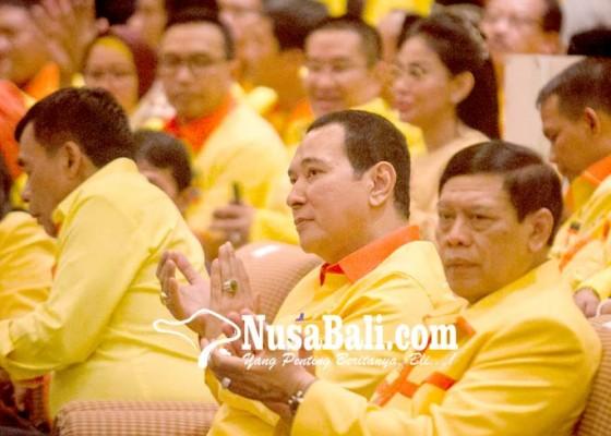 Nusabali.com - aklamasi-tommy-soeharto-terpilih-jadi-ketum-partai-berkarya
