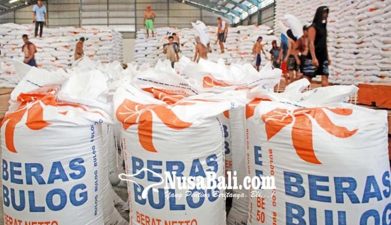 www.nusabali.com-gagal-target-impor-500-ton-beras