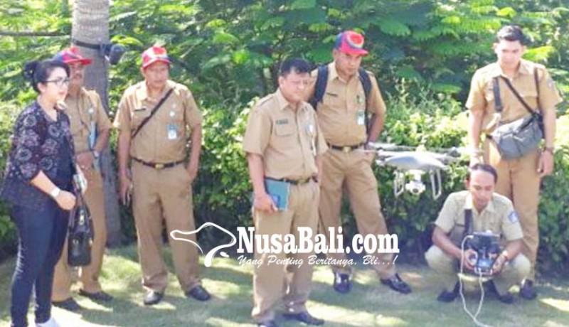 www.nusabali.com-dinas-lhk-telusuri-cairan-yang-diduga-limbah