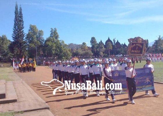 Nusabali.com - porjar-bangli-gelar-8-cabang-olahraga