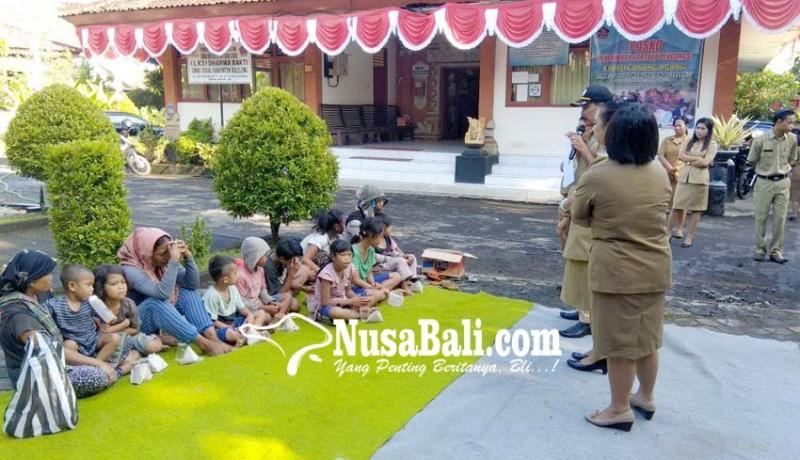 www.nusabali.com-sepuluh-gepeng-kabur-saat-diamankan