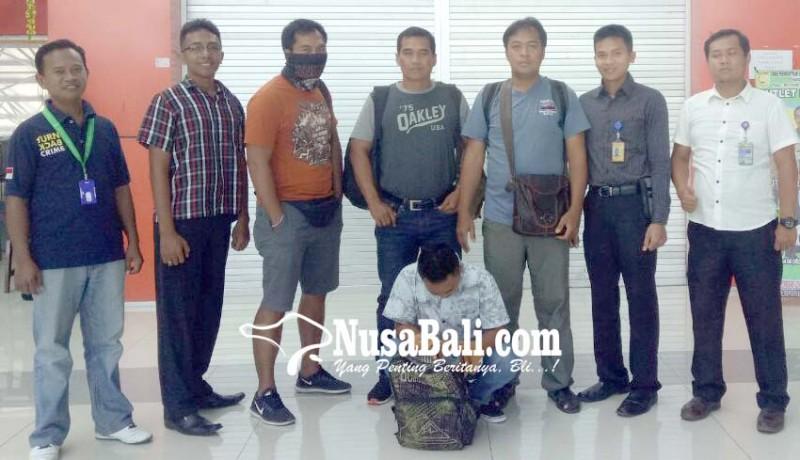 www.nusabali.com-nyuri-motor-di-denpasar-dibekuk-di-papua