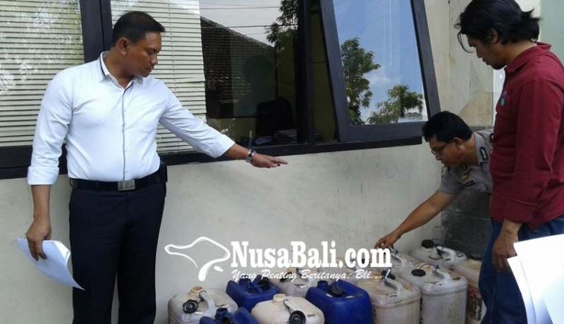 www.nusabali.com-jelang-nyepi-polisi-gagalkan-peredaran-miras