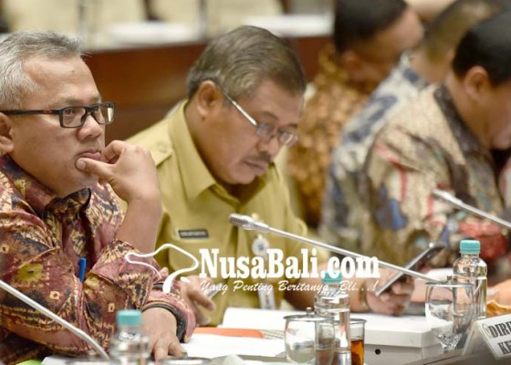 Nusabali.com - kpu-bahas-desain-surat-suara-pemilu-bareng-parpol