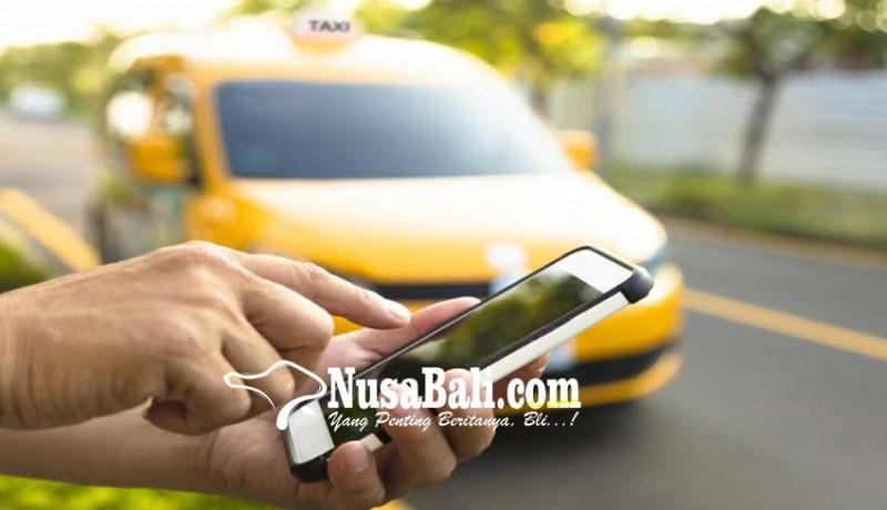www.nusabali.com-pendaftaran-pengemudi-taksi-online-dihentikan