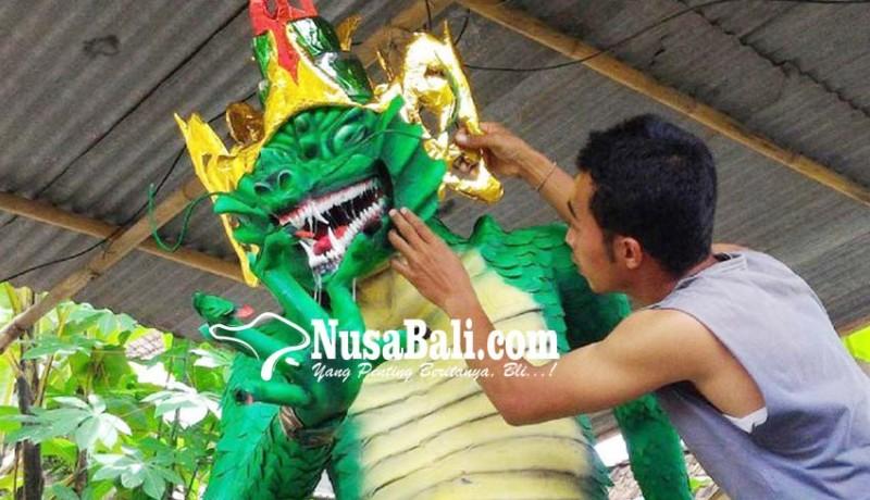 www.nusabali.com-umat-hindu-siapkan-naga-dan-raksasa