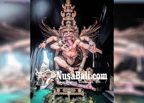 Nusabali.com - st-dharma-pertiwi-sabet-juara-i-lomba-ogoh-ogoh-kabupaten-badung