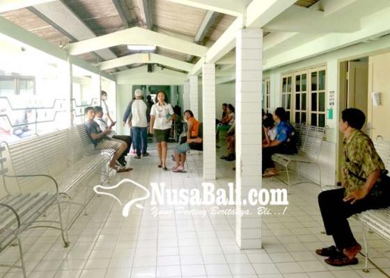 Nusabali.com - nyepi-poliklinik-brsud-tabanan-tutup-layanan-selama-3-hari