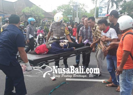 Nusabali.com - tewas-usai-tabrak-motor-kelian-banjar