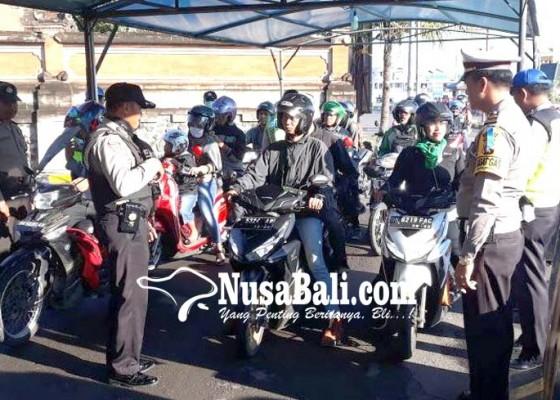 Nusabali.com - penyeberangan-gilimanuk-dibuka-polisi-amankan-55-ton-ikan-tamban