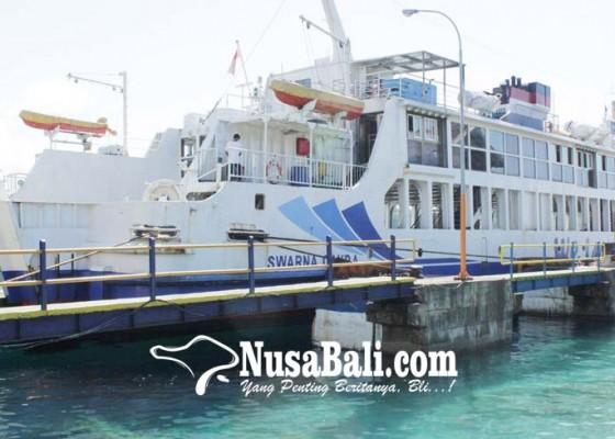 Nusabali.com - pelabuhan-padangbai-sepi-penumpang