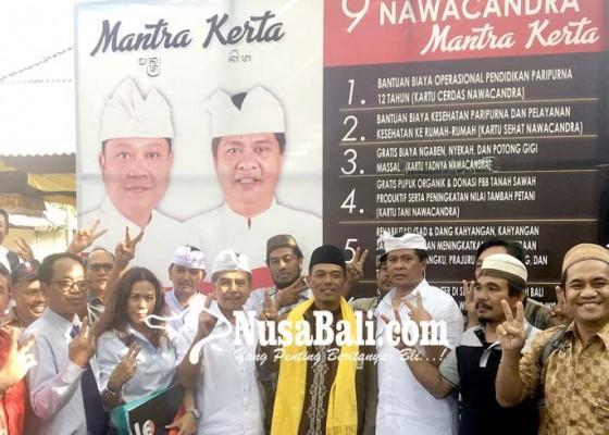 Nusabali.com - semeton-muslim-jembrana-dukung-mantra-kerta