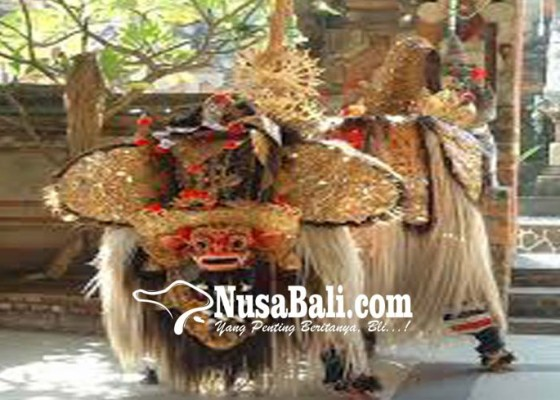 Nusabali.com - pertunjukan-barong-dan-cak-kembali-bergairah