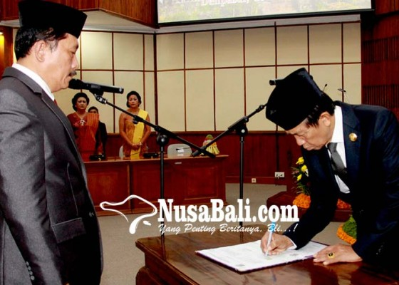 Nusabali.com - jadi-penjabat-sekda-gus-arda-akan-fokus-jaga-netralitas-asn