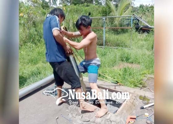 Nusabali.com - pompa-rusak-layanan-pdam-di-dua-banjar-terganggu