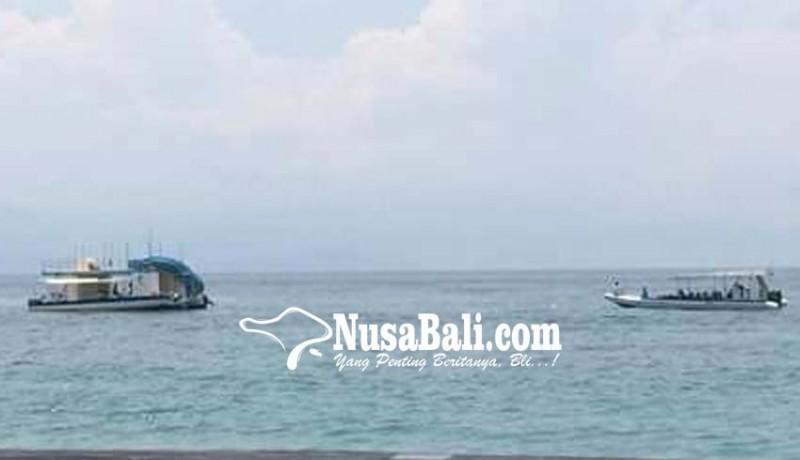 www.nusabali.com-warga-keluhkan-ponton-diving-di-nusa-penida