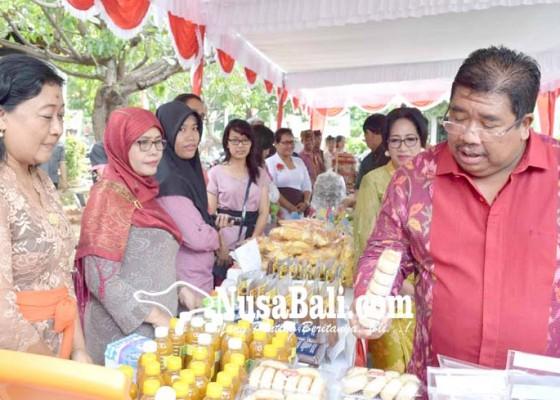 Nusabali.com - ikm-pangan-didorong-bersertifikat-halal
