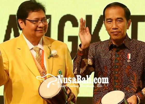 Nusabali.com - golkar-minta-jatah-jadi-wapres-jokowi