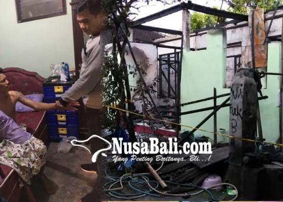 Nusabali.com - tak-diberi-uang-nekat-bakar-rumah-saat-mabuk