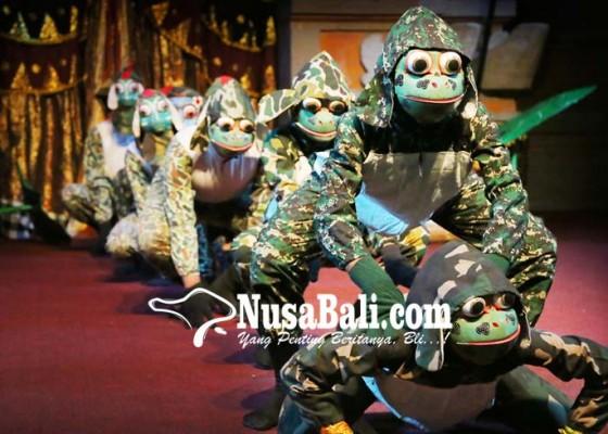 Nusabali.com - pentas-tari-godogan-pukau-penonton