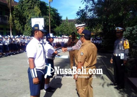 Nusabali.com - operasi-keselataman-polres-bangli-tindak-551-pelanggar