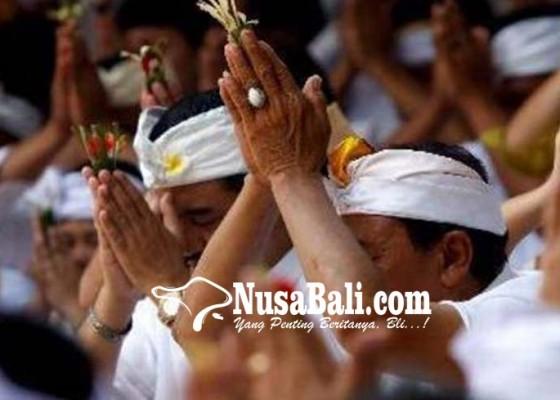 Nusabali.com - rencanakan-persembahyangan-bersama