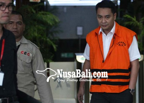 Nusabali.com - kpk-tahan-legislator-golkar-fayakhun-andriadi