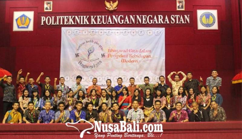 www.nusabali.com-keluarga-mahasiswa-hindhu-budha-pkn-stan-gelar-sabha-gotra-2018