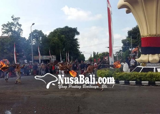 Nusabali.com - tiap-kecamatan-wajib-tampilkan-magoak-goakan