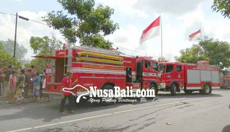 www.nusabali.com-badung-tambah-2-mobil-damkar