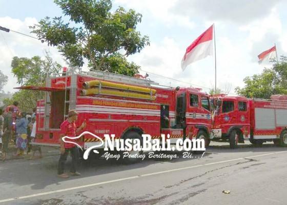 Nusabali.com - badung-tambah-2-mobil-damkar