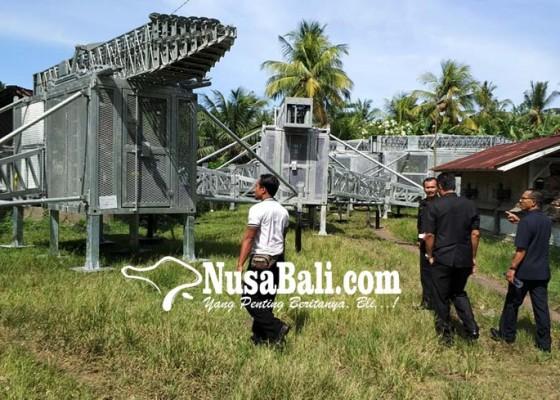 Nusabali.com - perkebunan-sangiang-jadi-gudang-menara-seluler