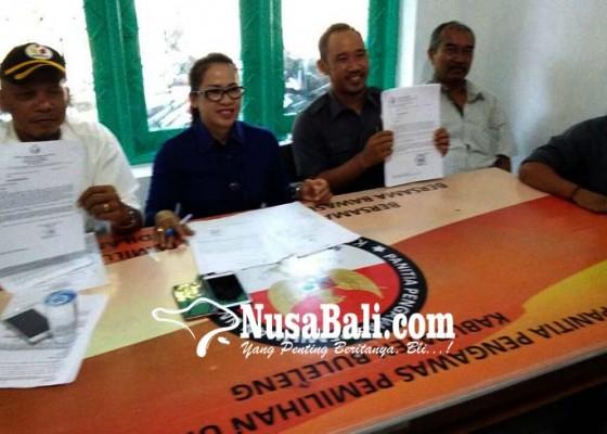 Nusabali.com - terlibat-kampanye-panwaslu-buleleng-semprit-2-aparat-desa