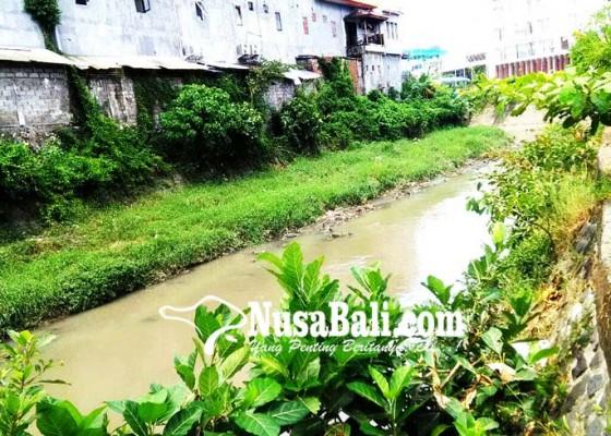Nusabali.com - bws-normalisasi-tukad-mati-sepanjang-8-km
