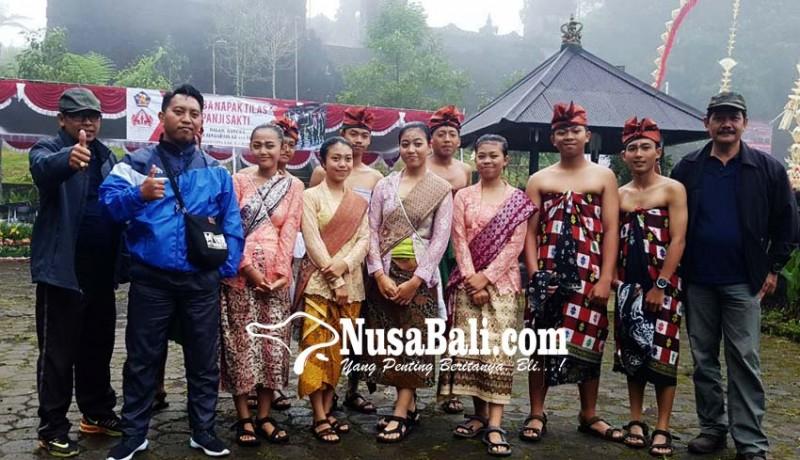 www.nusabali.com-smkn-2-singaraja-borong-juara-napak-tilas