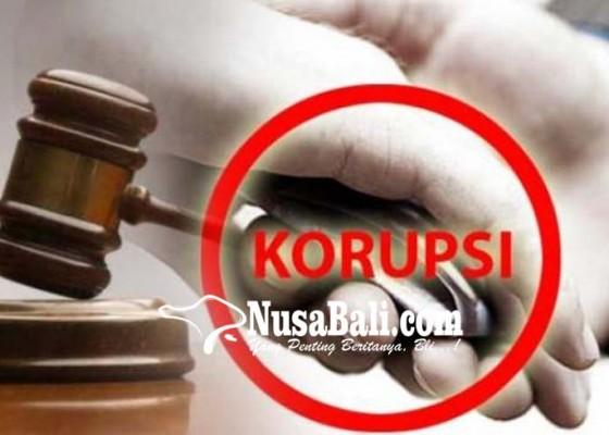 Nusabali.com - pns-terdakwa-korupsi-santunan-kematian-disidang