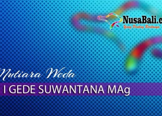 Nusabali.com - mutiara-weda-tumpek-landep