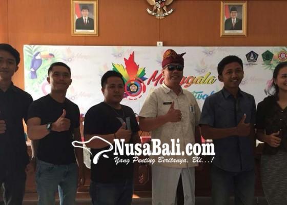Nusabali.com - kenalkan-desa-tibubeneng-karang-taruna-gelar-festival-musik