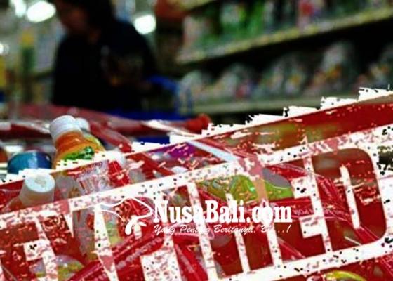 Nusabali.com - disperindag-temukan-minuman-kedaluarsa