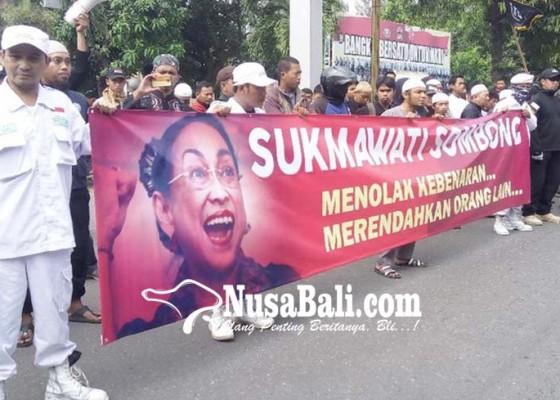 Nusabali.com - maafkan-sukma-pa-212-tetap-minta-proses-hukum