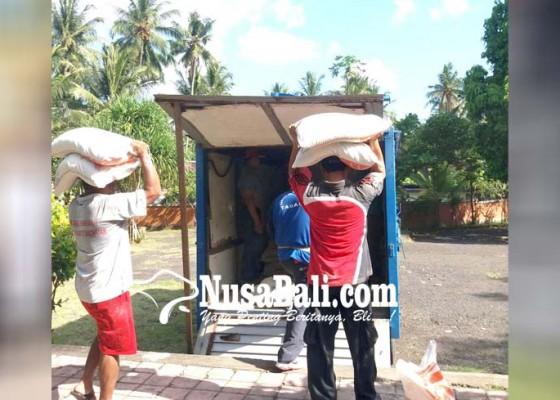 Nusabali.com - logistik-sisa-dikirim-ke-karangasem