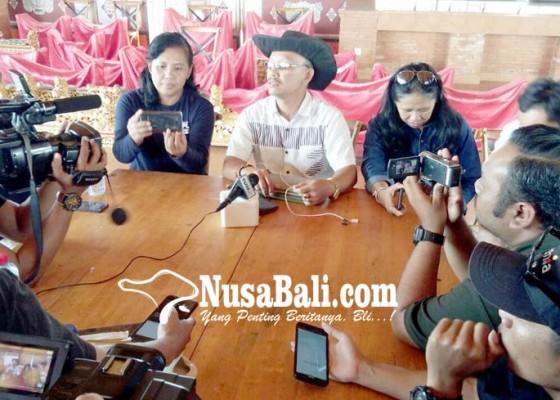 Nusabali.com - kpu-bali-evaluasi-pemasangan-alat-peraga-kampanye