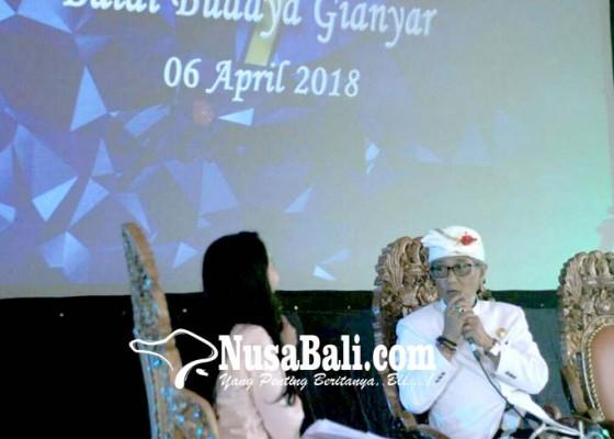 Nusabali.com - talkshow-pemuda-gianyar-dambakan-ruang-kreativitas