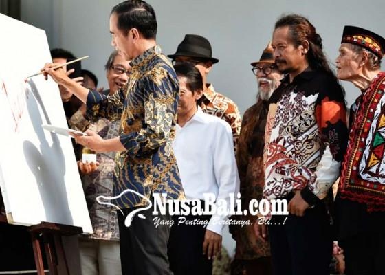 Nusabali.com - presiden-bertemu-budayawan