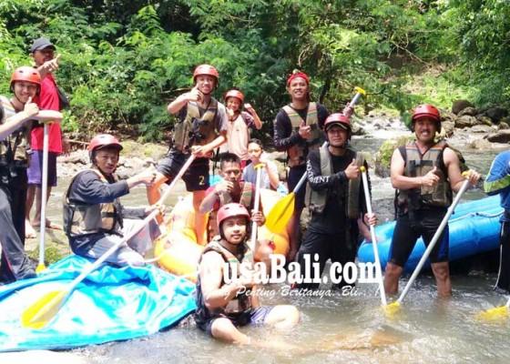 Nusabali.com - desa-petang-perkenalkan-atraksi-tubing