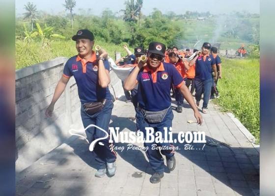 Nusabali.com - bpbd-badung-gelar-simulai-bencana-di-jagapati