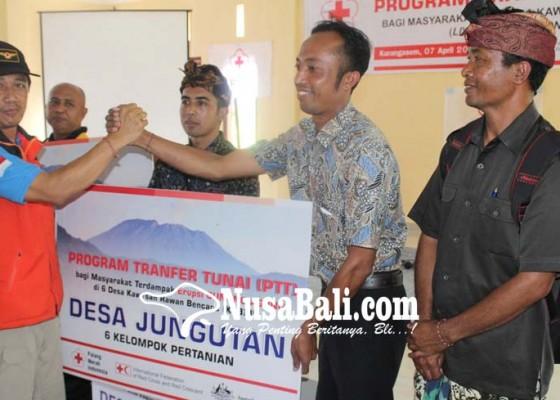 Nusabali.com - pmi-serahkan-bantuan-rp-1467-miliar